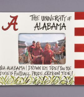 Yea Alabama Picture Frame